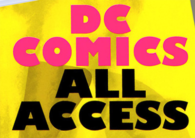 DC Comics All-Access