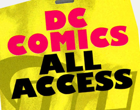 DC Comics All Access