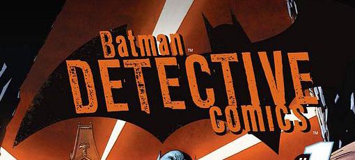 DCnU Detective Comics Logo