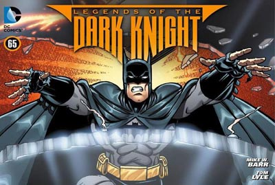 Legends of the Dark Knight #65