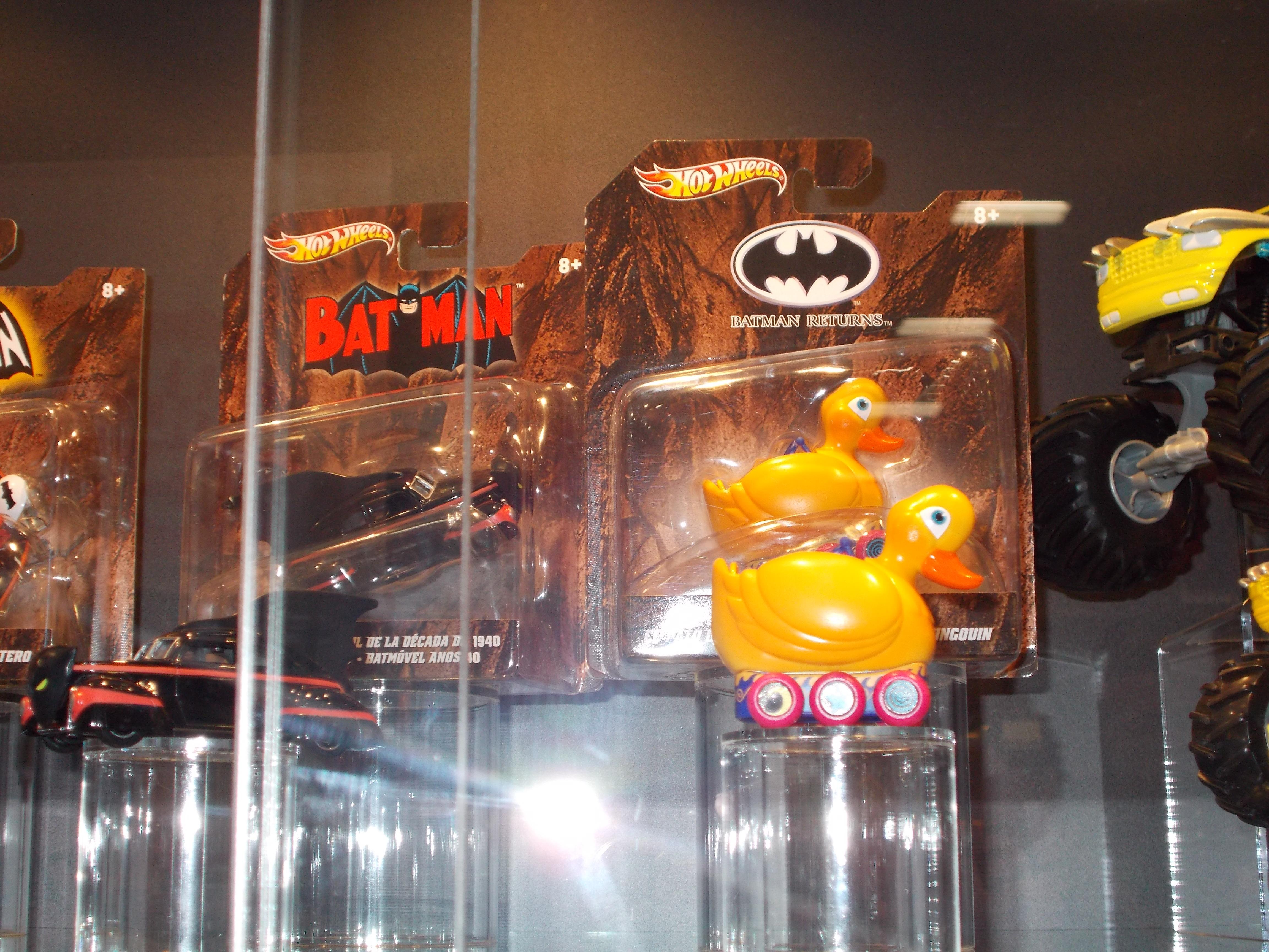 Mattel Booth CCI 2012