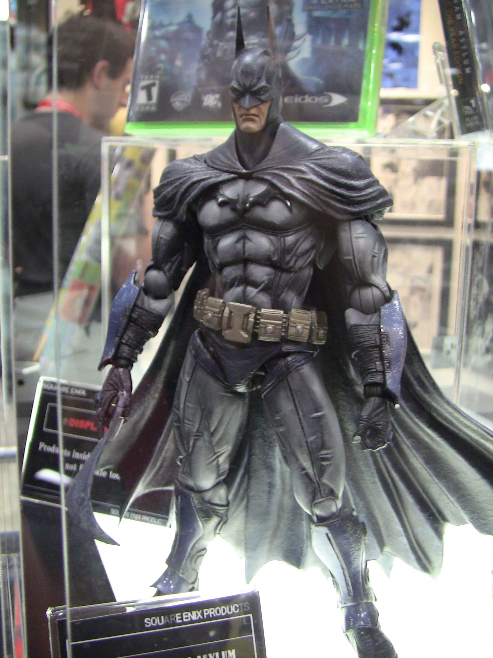 Square Enix Batman: Arkham Asylum Batman Action Figure