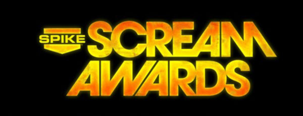Spike Scream Awards Logo