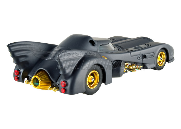 Hot Wheels Limited Edition 1:43 Scale Batmobile