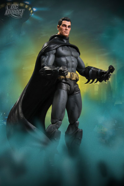 DC Direct Batman: Arkham City Series 1-Batman
