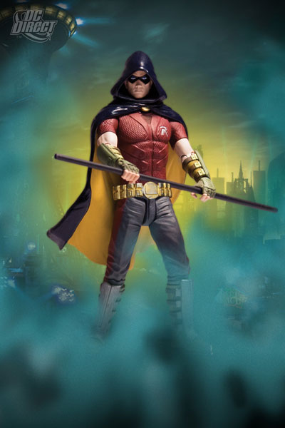 DC Direct Batman: Arkham City Series 1-Robin