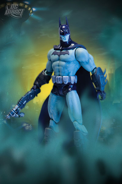 DC Direct Batman: Arkham City Series 2-Batman