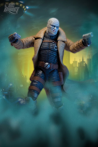 DC Direct Batman: Arkham City Series 2-Hush