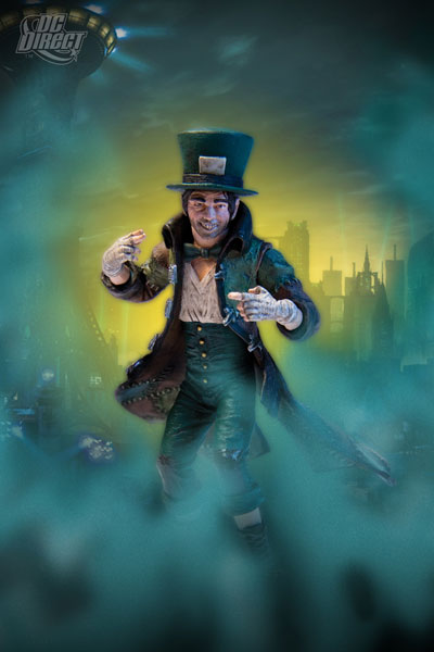 DC Direct Batman: Arkham City Series 2-Mad Hatter