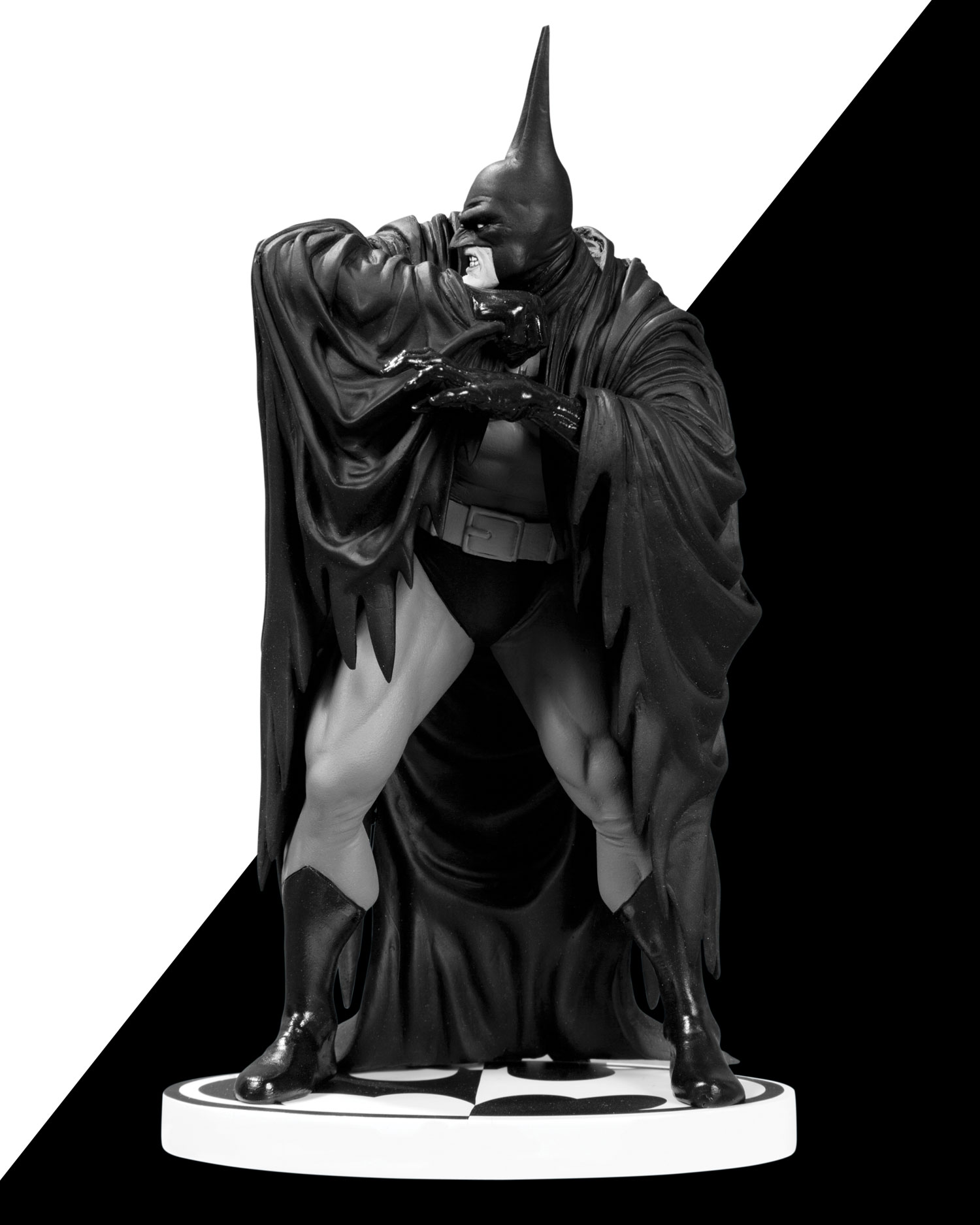 Batman Black and White: Kelley Jones Batman