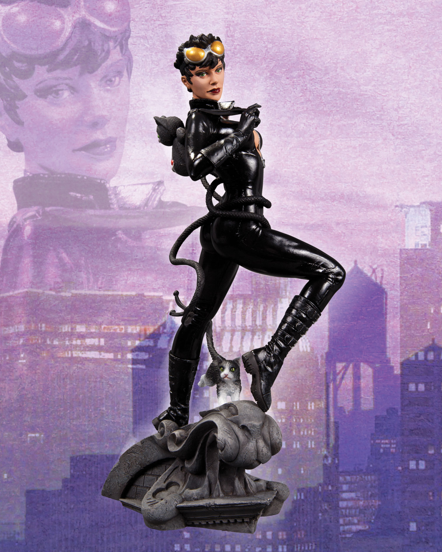 DC Cover Girls: New 52 Catwoman