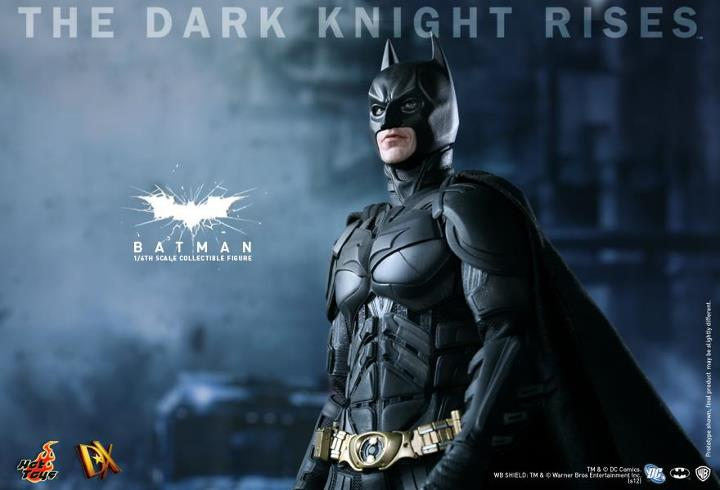 Hot Toys The Dark Knight Rises Batman