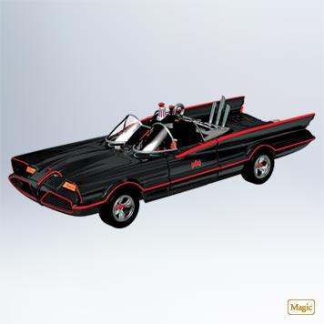 2011 Hallmark 1966 Batmobile Ornament