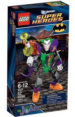 Lego Super Heroes Joker