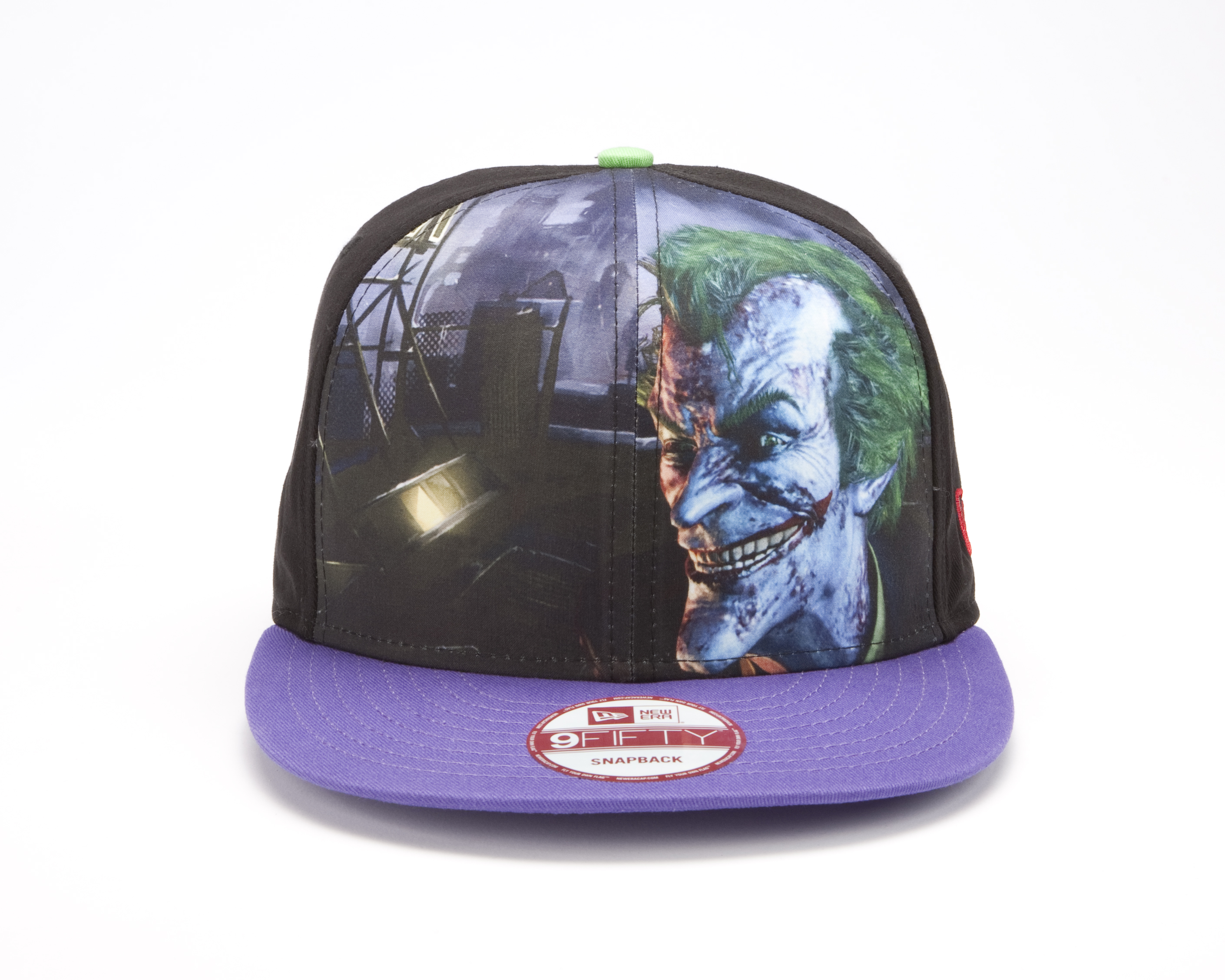New Era Batman: Arkham City Cap