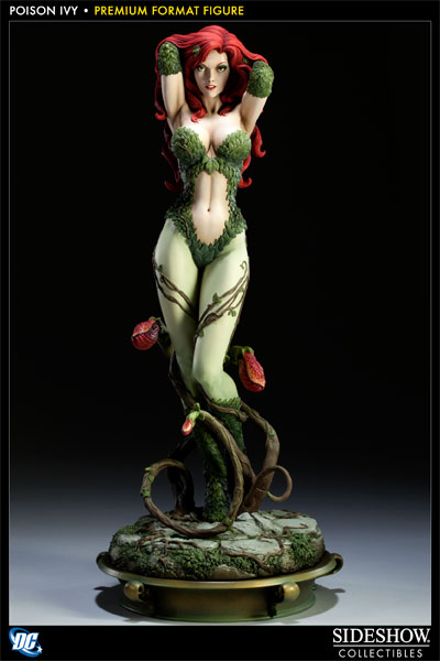 Sideshow Collectibles Poison Ivy Statue