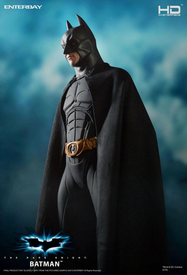 Enterbay The Dark Knight 1/4th Scale Batman