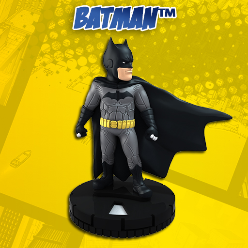 HeroClix TabApp Comic Batman