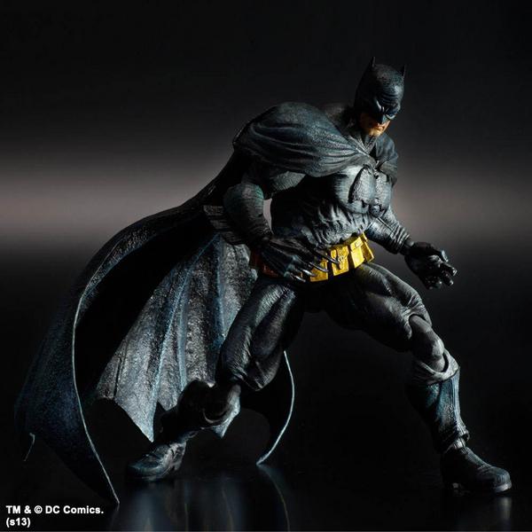 Square Enix Play Arts Kai Batman: Arkham City Batman