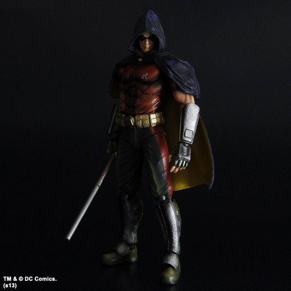 Square Enix Play Arts Kai Batman: Arkham City Robin