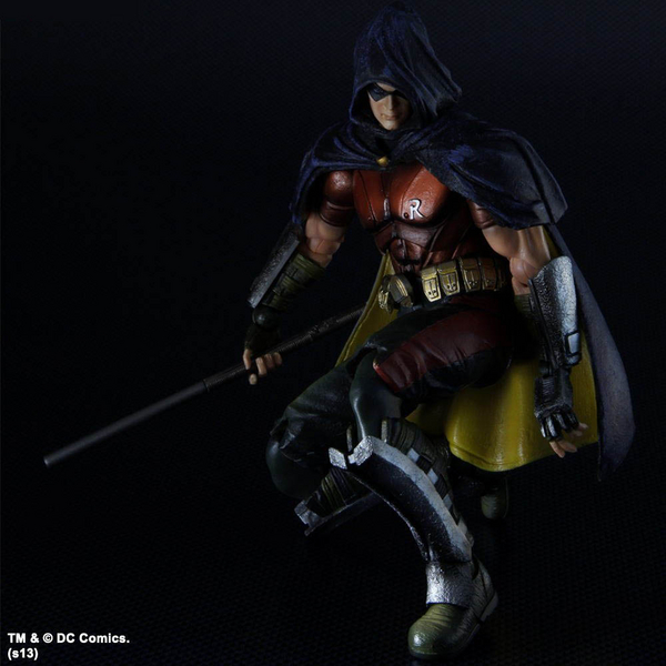 Square Enix Play Arts Kai Batman: Arkham City Robin