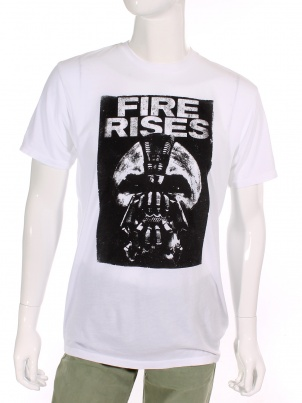 The Dark Knight Rises T-Shirt-Fire Rises