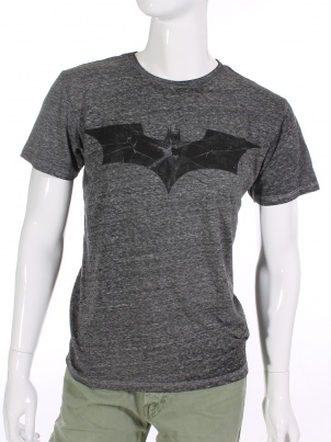 The Dark Knight Rises T-Shirt-Shattered Bat