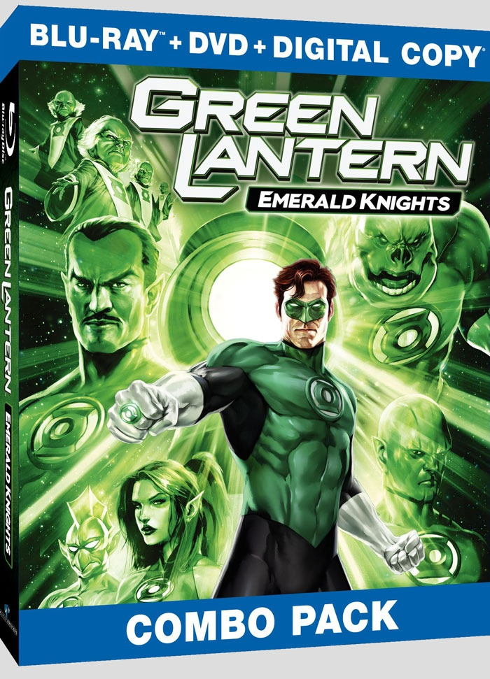 Green Lantern Emerald Knights 2011 [hd]
