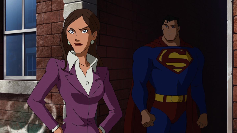 Superman vs. The Elite Screenshot