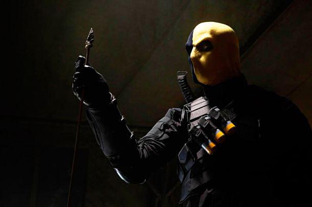 Arrow's Deathstroke