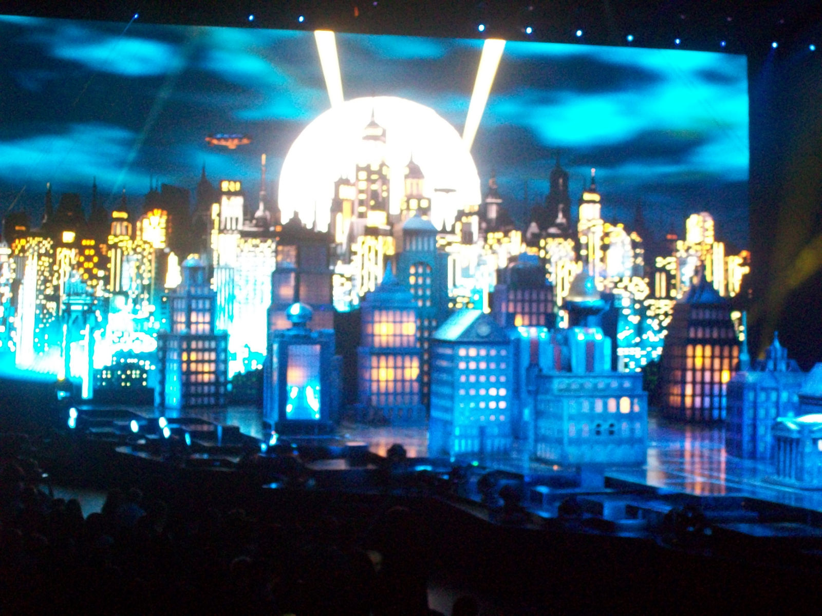 Batman Live-Gotham City