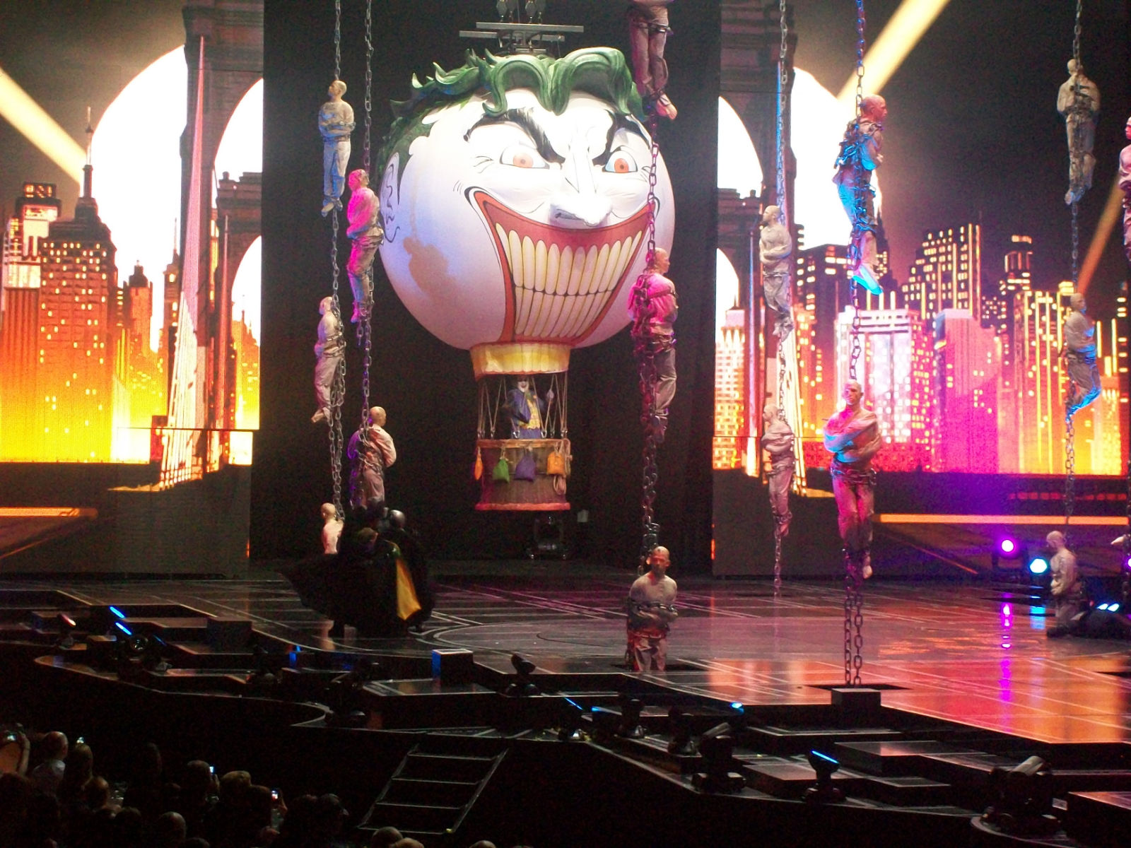 Batman Live-Joker