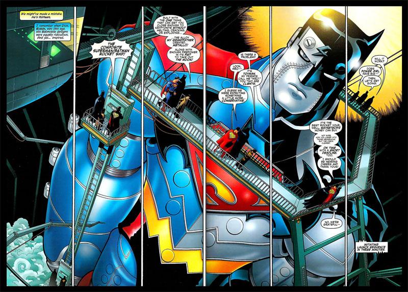 Superman/Batman: Public Enemies Page