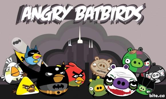 Angry Bat-Birds