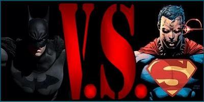 TBU Versus: Superman vs Batman