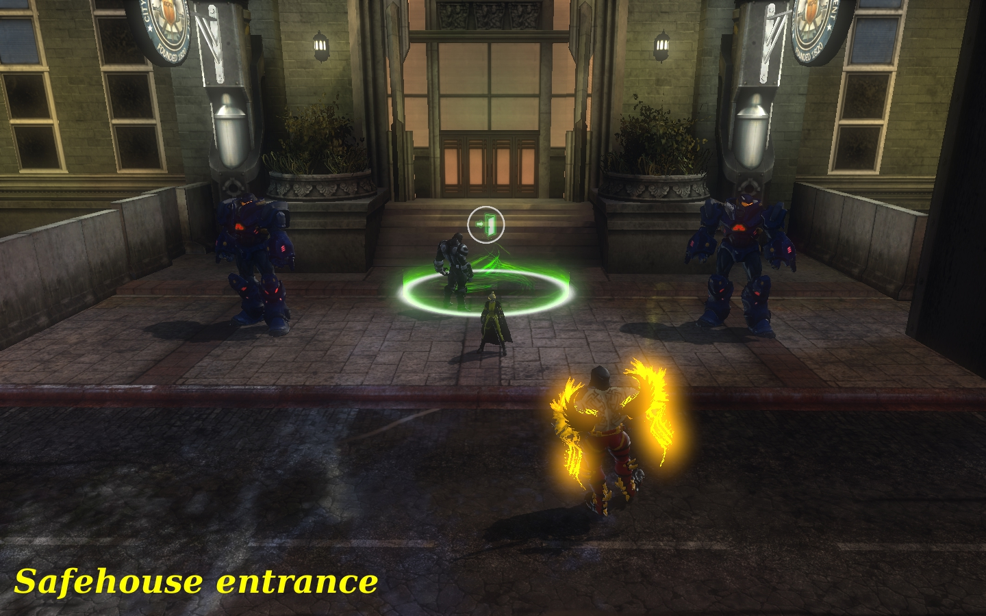 DCUO Safehouse