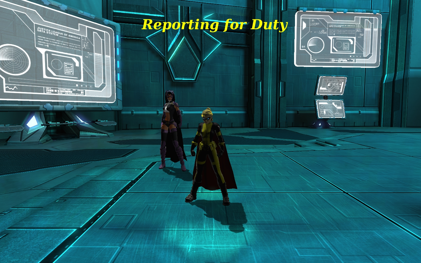 DCUO Huntress