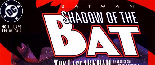 Batman: Shadow of the Bat Logo