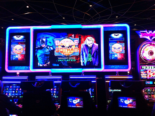 Batman Slot Machine