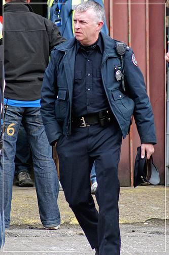 The Dark Knight Rises Gotham Police