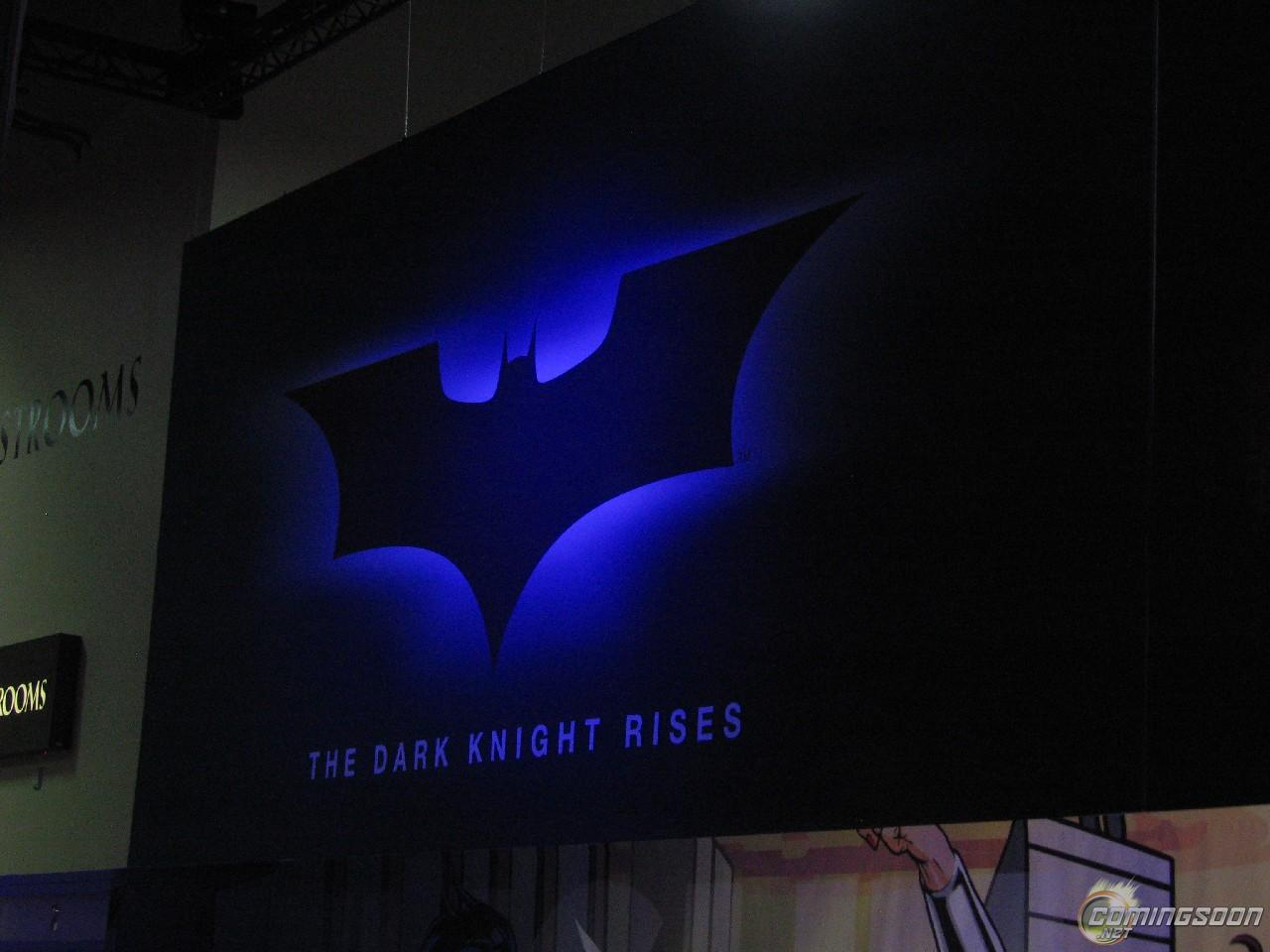 Possible Logo for The Dark Knight Rises
