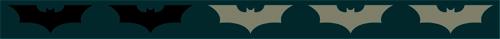 2 out of 5 Batarangs