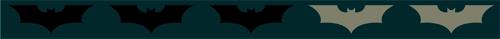 3 out of 5 Batarangs