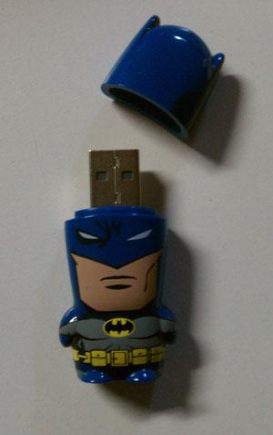 Mimobot Batman USB Flash Drive
