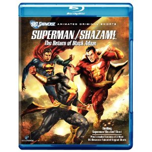 Superman/Shazam: The Return of Black Adam Blu-ray