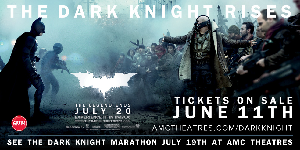 AMC Dark Knight Marathon