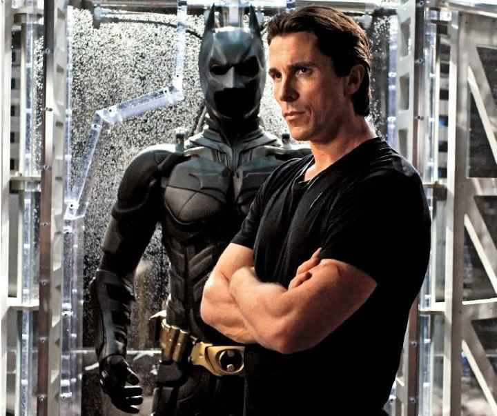 The Dark Knight Rises Bruce Wayne