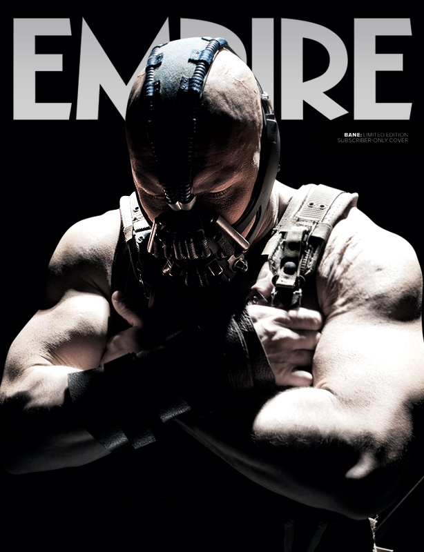 Empire The Dark Knight Rises Bane Limited Edition Cover
