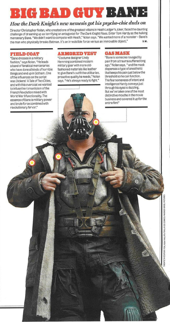 Rolling Stone-The Dark Knight Rises Bane