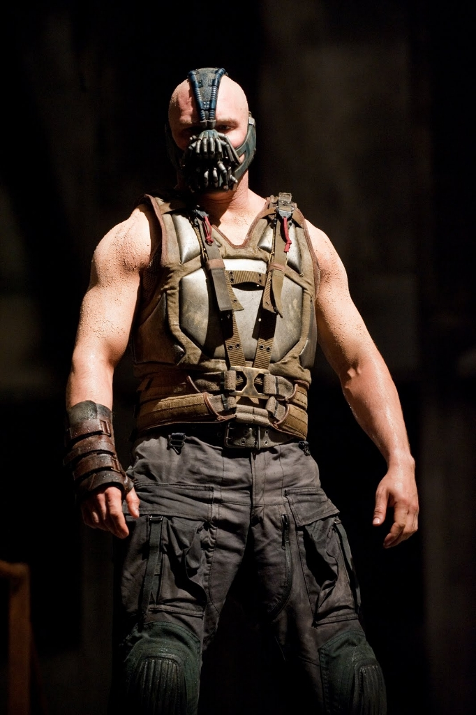 The Dark Knight Rises Still-Bane